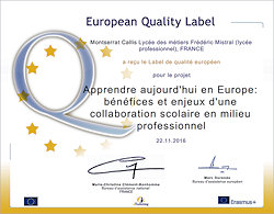 Label European Quality
